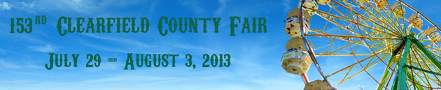 Clearfield County Fair 2012