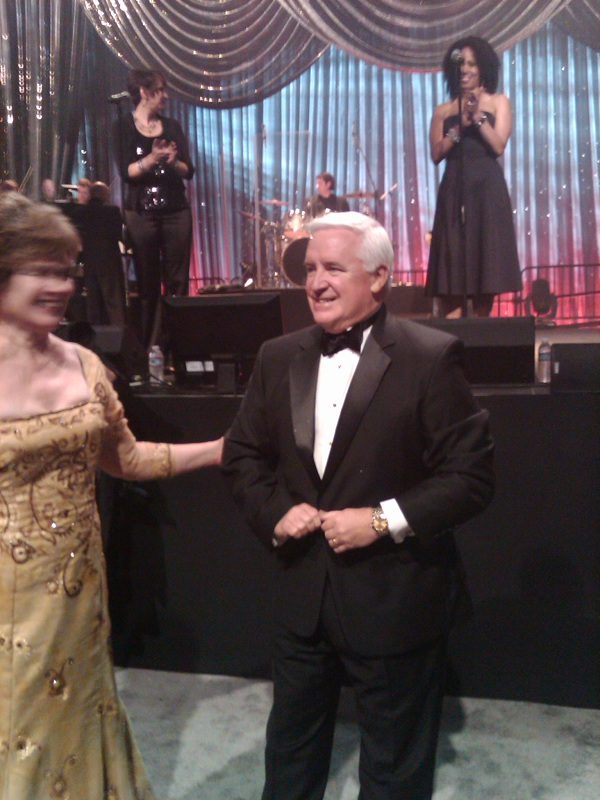 Kenn Starr provided this photo from Corbett's Inaugural Ball.