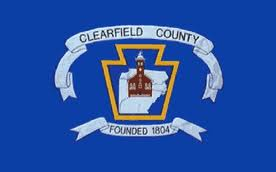 clearfield county flag