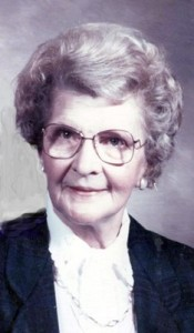 Obituary Notice: Sophie F. Butler (Provided photo)