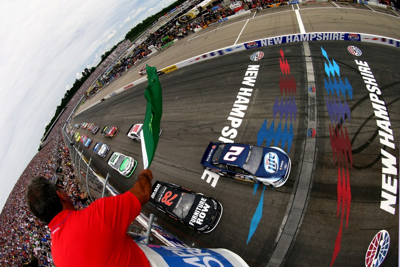 The green flag waves next week on the final stretch of the 2013 season.