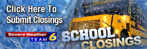 School Closings 300x100