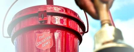 The Salvation Army Facing Major Fundraising Shortfall for Christmas Campaign