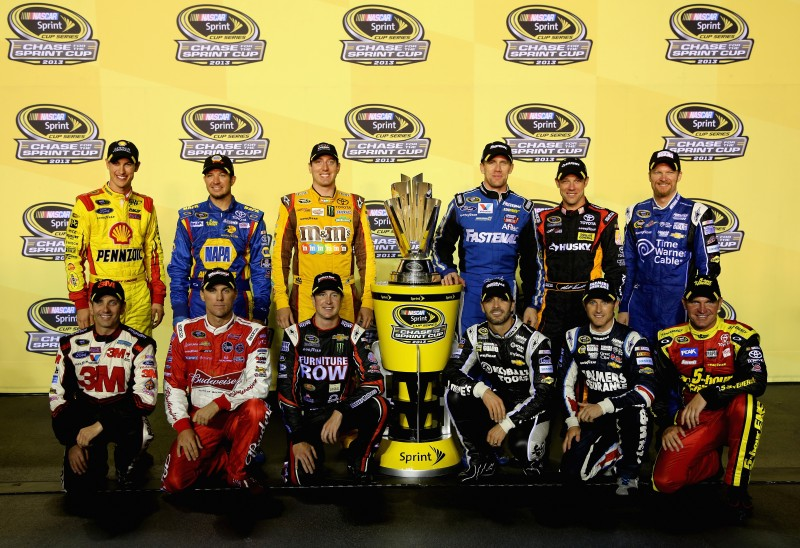 The 2014 Chase for the Sprint Cup takes on a dramatically different look and format to determine the champion.