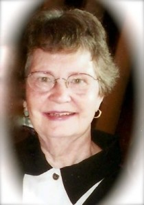 Obituary Notice: Edith W. Barger (Provided photo)