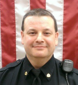 Assistant Police Chief Ron Larotonda