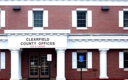 Clearfield County Approves Salaries