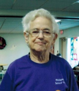 "Obituary Notice: Perthenia M. ""Teeny"" Rinard (Provided photo)"