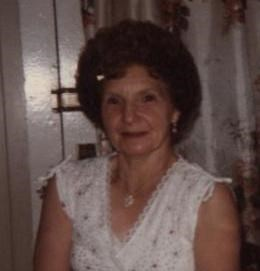 Obituary Notice: Blanche G. Lippart (Provided photo)