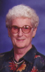 "Obituary Notice: Agatha M. ""Markey"" Kennedy (Provided photo)"