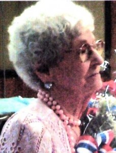 Obituary Notice:  Eva M. (McCall) Nolder (Provided photo)