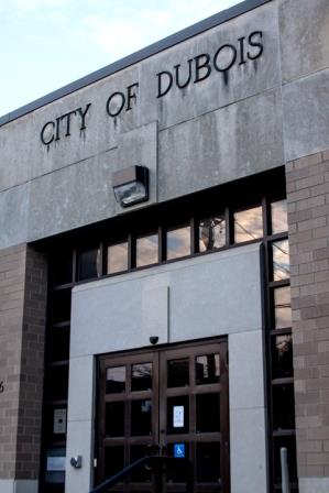 DuBois City Discussing Bill to Re-classify Special Exceptions as Conditional Uses