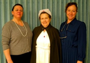 From left are Sharon Folmar, Nancy Rosman and Sue Meholick. (Provided photo)