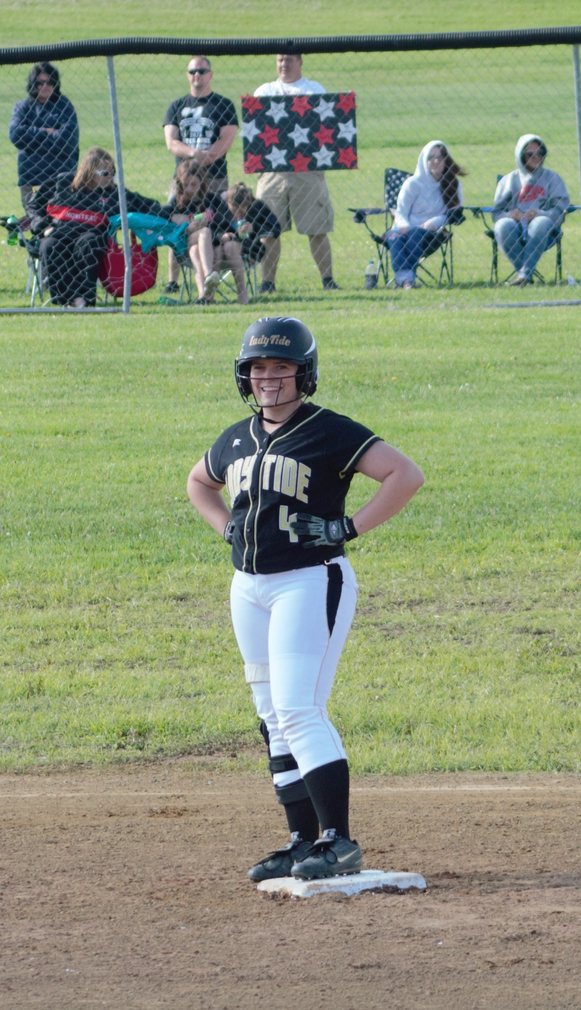 Lady Tide Blanked By Unbeaten Moniteau 4-0 In D-9 Semifinals