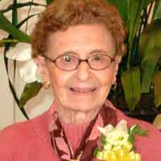 Obituary Notice: Sylvia Mae Gallo (Provided photo)