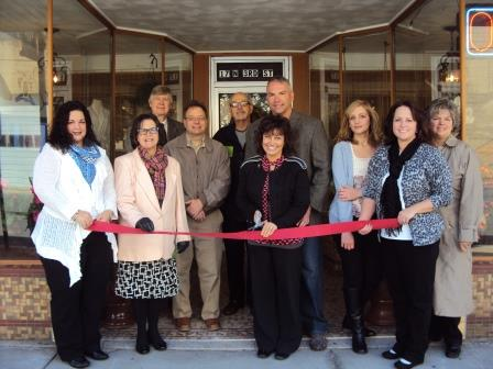 Zen Garden Salt Spa and Salon Holds Ribbon Cutting