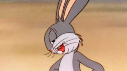 VIDEO: Bugs Bunny would get fired today