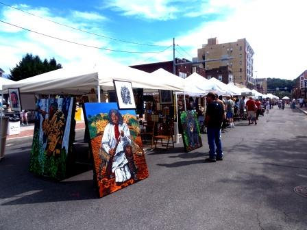 CRC to Host Clearfield ART Festival