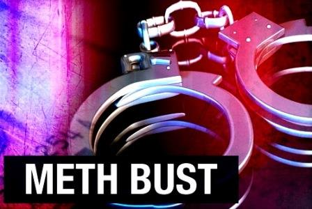 Police Investigate Meth Lab Found in DuBois