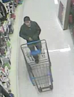 Police Seek Public's Assistance in Identifying Retail Theft Suspect