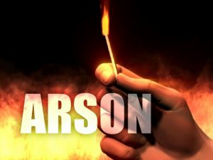 Burkett Pleads Guilty in Arson Case