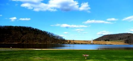 Curwensville Lake Recreation Area Gets Fresh Look