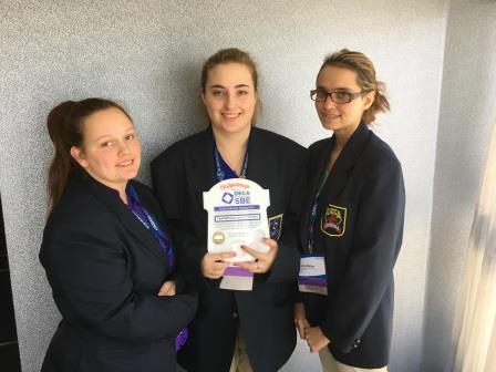 CCCTC Students Travel to Nashville for DECA International Career and Development Conference