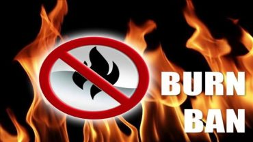Burn Ban Issued for Curwensville, Pike Twp.