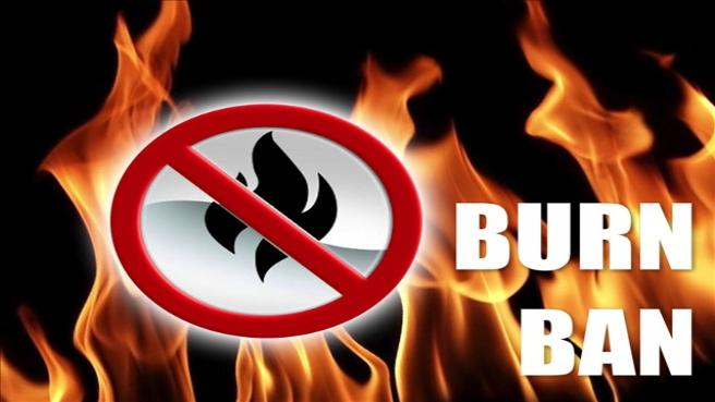 Commissioners Enact County-wide Burn Ban