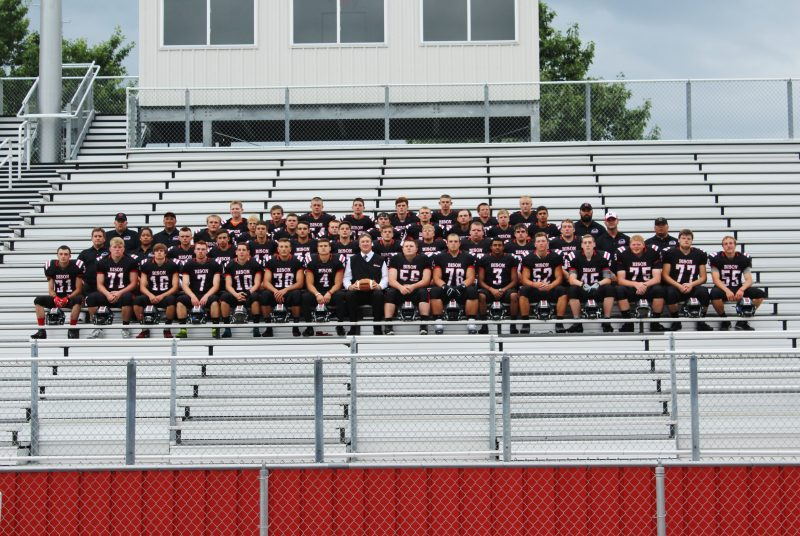 Clearfield Bison 2016:  Senior Protection Key to Success