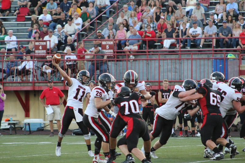 Untimely Turnovers Doom Bison in Season-Opening Loss to DuBois