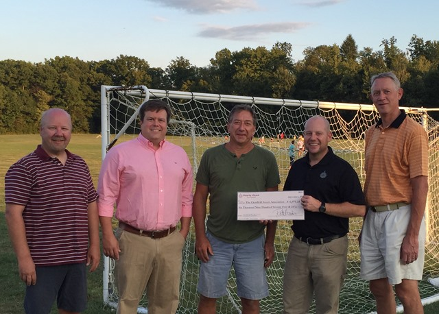Memorial Tournament, Dinner Benefit Raises Funds for Soccer Association