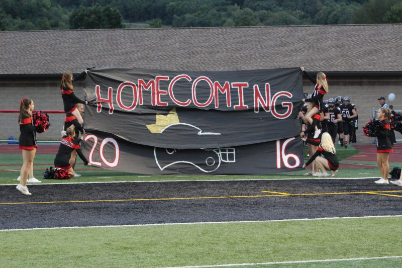 Bison Defense Stands out in Homecoming Shutout of Bellefonte