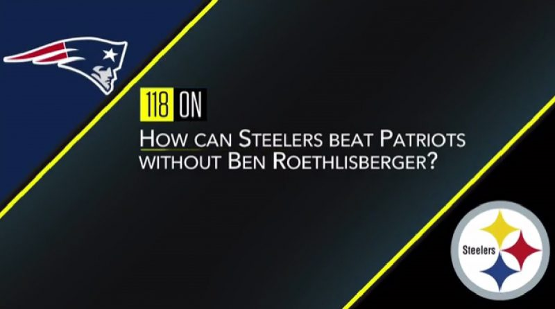 Can Steelers Win Without Ben?