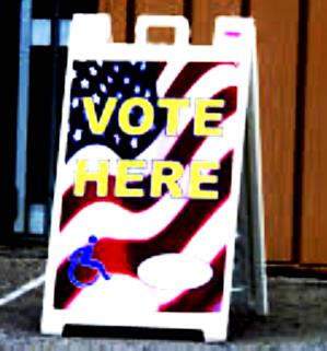 Poll Workers Sought for Election Day
