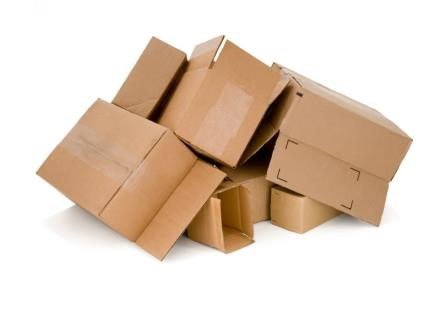 Curwensville, Houtzdale and Kylertown Recycling Drop-off Sites Do Not Accept Cardboard Boxes