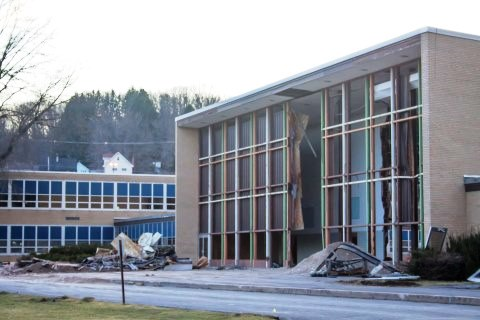 OSHA Cites Contractor Demolishing Former Clearfield Area Middle School