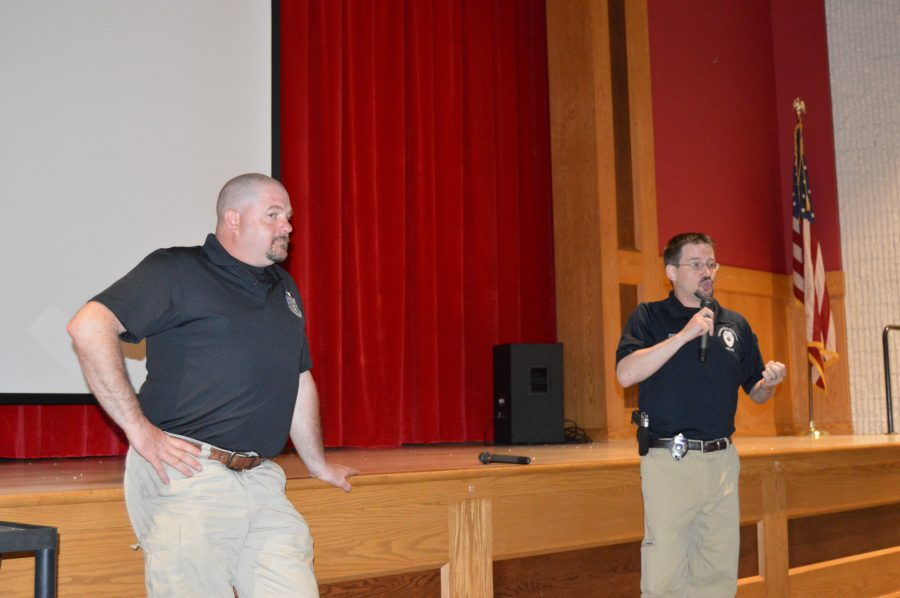 Clearfield Area School Board Hosts Forum on Youth Drug/Alcohol Use