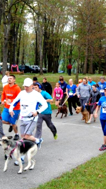 """Doggone"" 5/10K Run, Fun Walk is April 29"