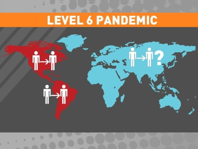 Only you can help prevent pandemics