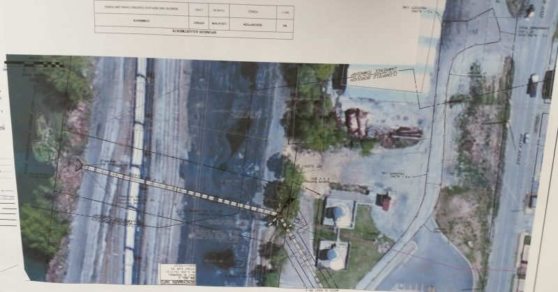 DEP Presents Plans for Stinky Run Flood Control Project