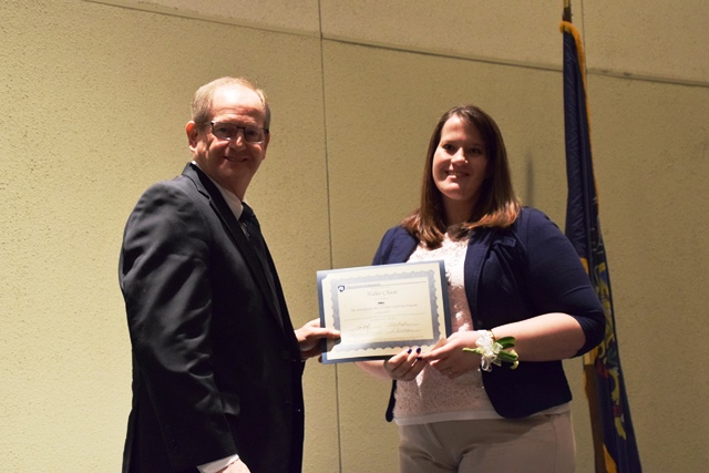 Kephart Chase Receives Certificate of Graduation for Pennsylvania Rural-Urban Leadership Program
