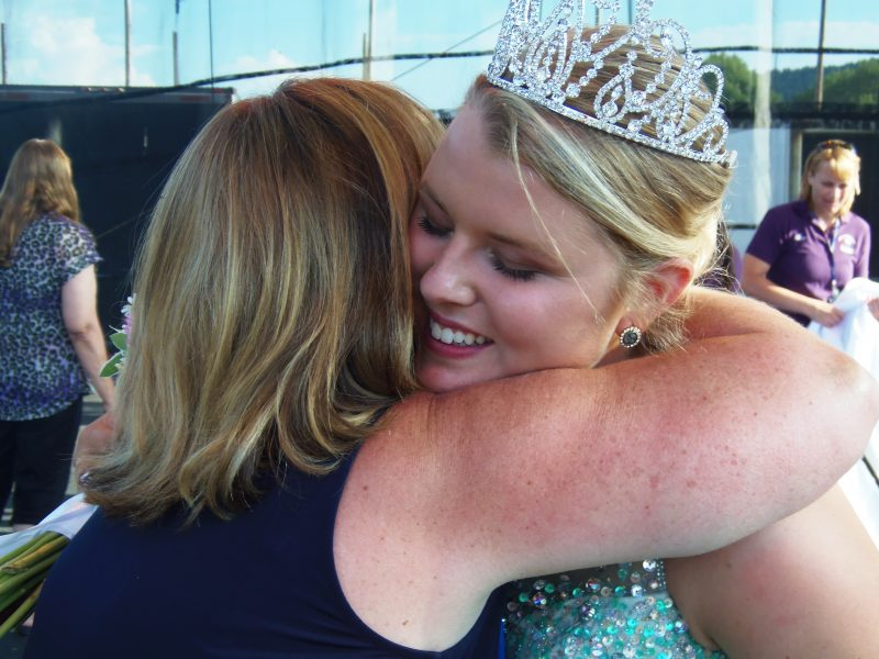 BREAKING: Andrulonis Crowned Clearfield County Fair Queen