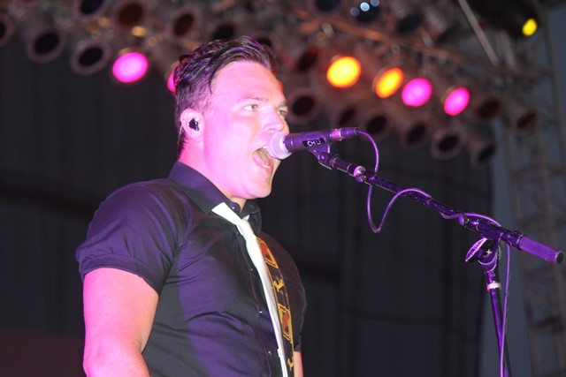 PHOTO SLIDESHOW: West and Williams Bring Christian Music to Clearfield Fair