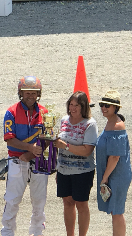 Hammer Claims 13th DiSalvo Trophy in Thrilling Fair Finish