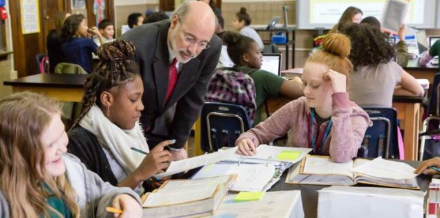 Gov. Wolf: PSSA Testing Reduction to Benefit Students, Teachers and Parents