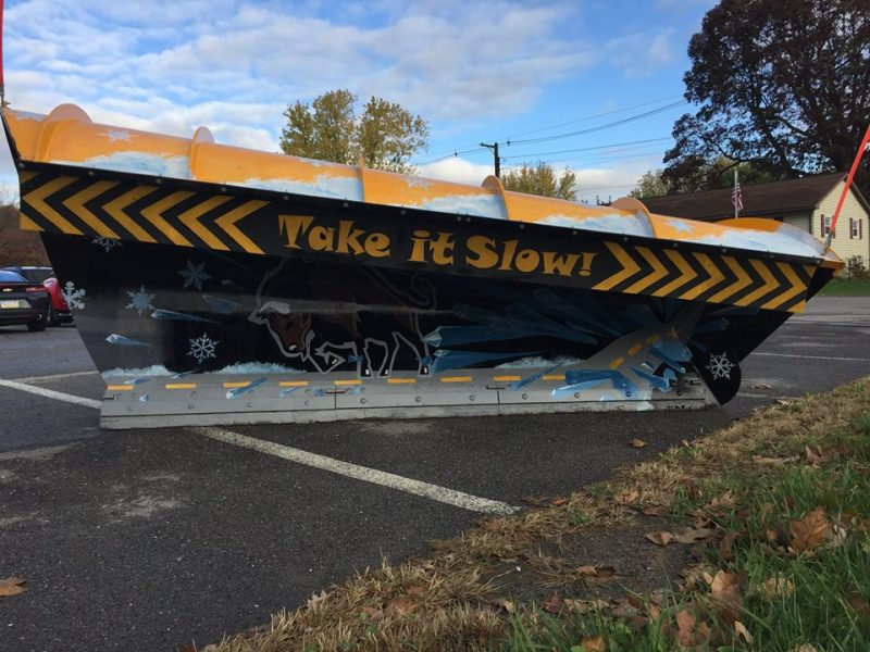 "PennDOT Invites the Public to Vote for ""Fan Favorite"" in Paint the Plow Contest"