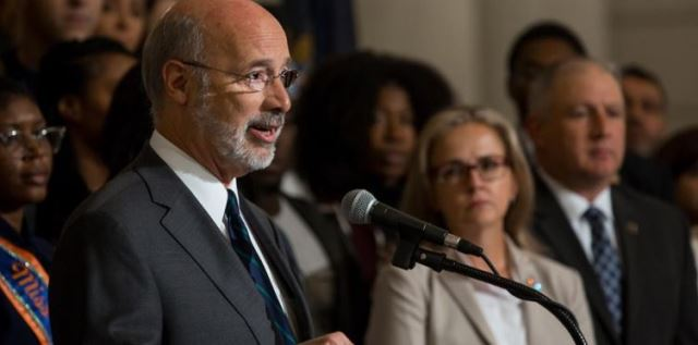 Wolf Urges Passage of Legislation to Protect Victims of Domestic Violence