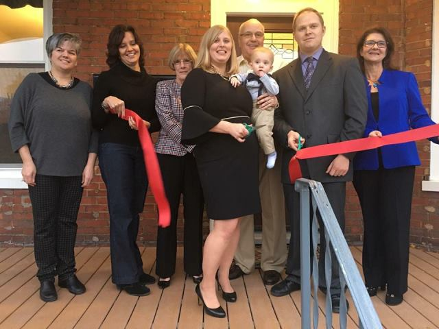 Grand Opening, Ribbon-Cutting Celebration Held at Local Law Office