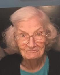 "Obituary Notice: Normia ""Pinky"" Little"